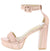 Malinda1 Rose Gold Women's Heel