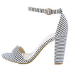 Mania70 Navy Women's Heel - Wholesale Fashion Shoes