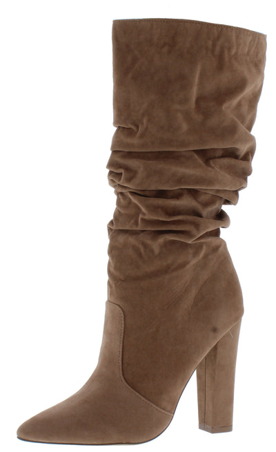 Marti Taupe Women's Boot - Wholesale Fashion Shoes
