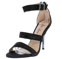 MIDNIGHT2 BLACK WOMEN'S HEEL - Wholesale Fashion Shoes