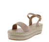Muta1 Taupe Women's Wedge - Wholesale Fashion Shoes