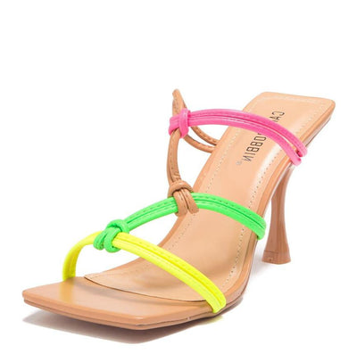 Newly Nude Women's Heel - Wholesale Fashion Shoes