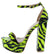 Natale7 Green Women's Heel