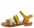 Galina1 Yellow Women's Sandal