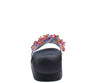 Jill07 Black Women's Sandal - Wholesale Fashion Shoes