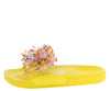 Jill07 Yellow Women's Sandal - Wholesale Fashion Shoes