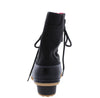 Nova02 Black Lace Up Snow Ankle Boot - Wholesale Fashion Shoes
