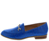 Nova Blue Crocodile Women's Flat - Wholesale Fashion Shoes