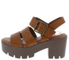 Opening01 Tan Women's Sandal - Wholesale Fashion Shoes