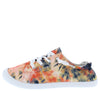 Obessed Multi Tie Dye Women's Flat - Wholesale Fashion Shoes