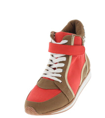 PIPPA06 CORAL CANVAS - Wholesale Fashion Shoes