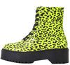 Poppin Neon Yellow Women's Boot - Wholesale Fashion Shoes