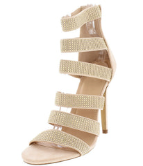 MADELYN NUDE WOMEN'S HEEL - Wholesale Fashion Shoes