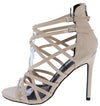 Percy Nude Women's Heel - Wholesale Fashion Shoes