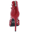 Percy Red Women's Heel - Wholesale Fashion Shoes