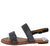 Pilar28 Black Women's Sandal