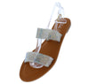 Pilar28 Champagne Women's Sandal - Wholesale Fashion Shoes