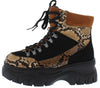 Pops13 Snake Multi Women's Boot - Wholesale Fashion Shoes