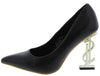 Priceless Black Women's Heel - Wholesale Fashion Shoes
