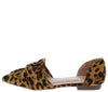 Kimberly120 Leopard Women's Flat - Wholesale Fashion Shoes