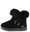 R0011909k Black Kids Boot - Wholesale Fashion Shoes