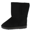 R001221 Black Women's Boot - Wholesale Fashion Shoes