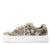 Royal09a Khaki Camouflage Fabric Women's Flat
