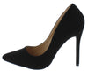 Raelynn1 Black Women's Heel - Wholesale Fashion Shoes