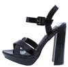 Rarity Black Women's Heel - Wholesale Fashion Shoes