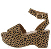 Regular05 Cheetah Women's Wedge - Wholesale Fashion Shoes