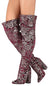 Natasha090 Wine Women's Boot