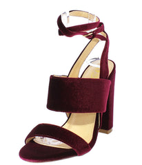 RIO WINE WOMEN'S HEEL - Wholesale Fashion Shoes