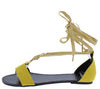 Ripa Yellow Women's Sandal - Wholesale Fashion Shoes