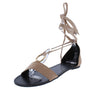 Ripa Taupe Women's Sandal - Wholesale Fashion Shoes