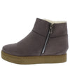 Rise10 Grey Women's Boot - Wholesale Fashion Shoes