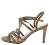 Rita15 Bronze Pu Women's Heel - Wholesale Fashion Shoes