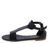 Roman2 Black Women's Sandal - Wholesale Fashion Shoes