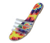 Sarah003 Multi Women's Sandal - Wholesale Fashion Shoes