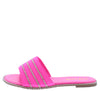 Sarah004 Fuchsia Women's Sandal - Wholesale Fashion Shoes
