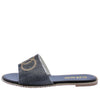 Sarah207 Black Women's Sandal - Wholesale Fashion Shoes