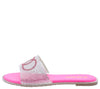 Sarah207 Fuchsia Women's Sandal - Wholesale Fashion Shoes