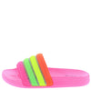 Shine05a Fuchsia Women's Sandal - Wholesale Fashion Shoes