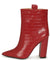 Signal146x Red Crocodile Women's Boot