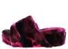 Jane281 Fuchsia Camouflage Women's Wedge - Wholesale Fashion Shoes