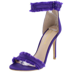 SALONA PURPLE WOMEN'S HEEL - Wholesale Fashion Shoes
