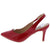 Sanzi1 Red Patent Women's Heel