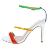 Sevilla2 White Women's Heel - Wholesale Fashion Shoes