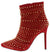 Jocelyn187 Red Women's Boot