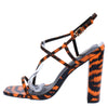 Siyanda2 Orange Women's Heel - Wholesale Fashion Shoes