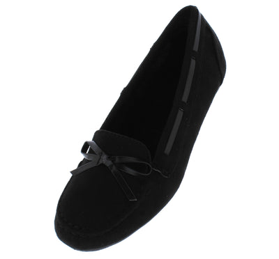 Softty001 Black Women's Flat - Wholesale Fashion Shoes